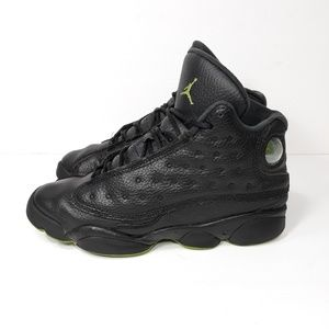 Nike Air Jordan 13 Retro Altitude Green Sz 5.5 Y
